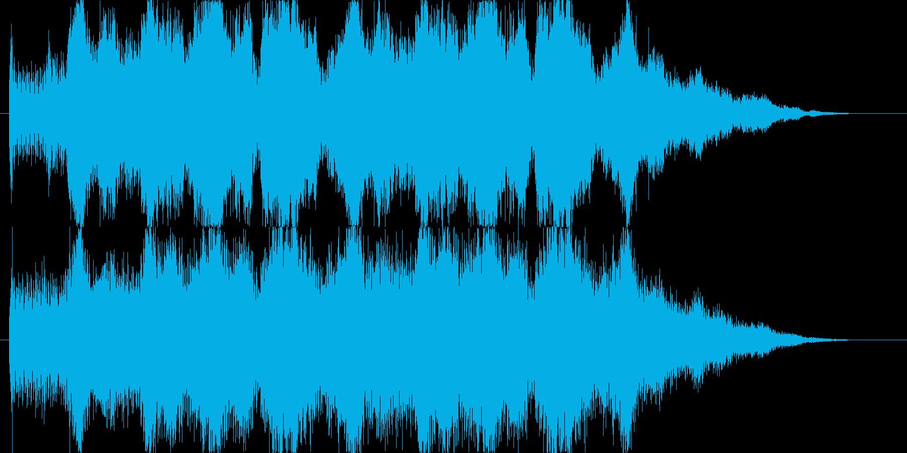ボス戦用(前半)BGMです。ボスが最終…の再生済みの波形
