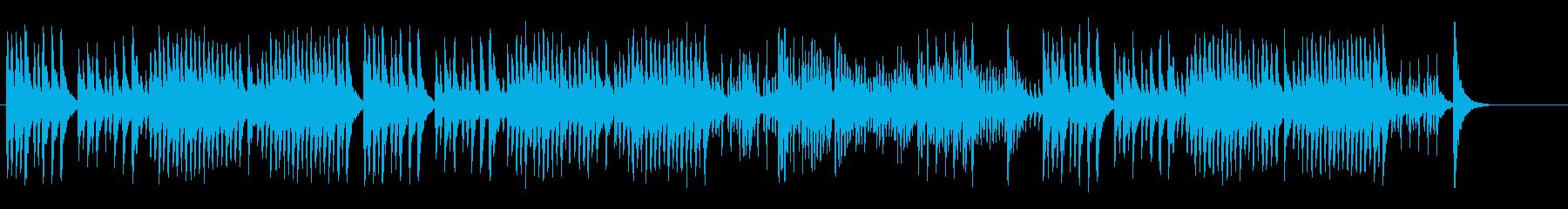 軽やかで可憐な舞踏会風弦楽五重奏BGMの再生済みの波形