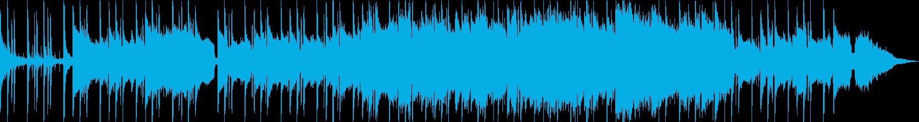 暗く深刻なアコースティックバラード...の再生済みの波形