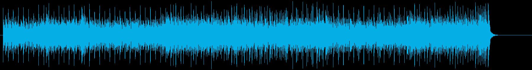 アダルトなスリル感あふれるエレクトリックの再生済みの波形