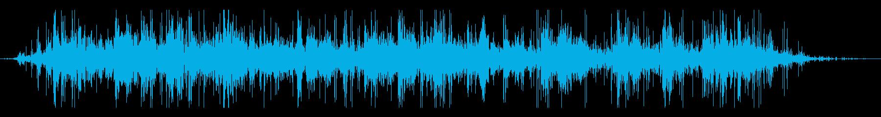 アイスゴーレム 中圧04の再生済みの波形