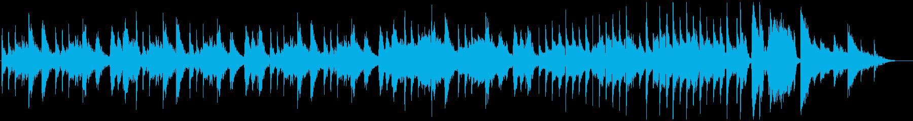 おばけホラーなBGM・何かがでてきそうの再生済みの波形