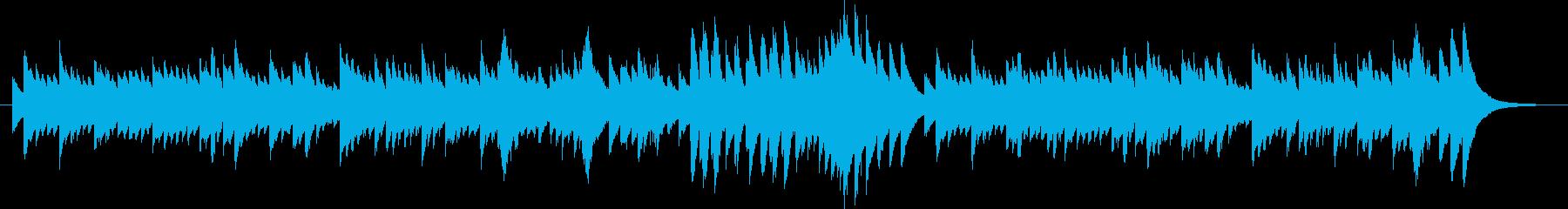 愛の喜び マルティーニの再生済みの波形
