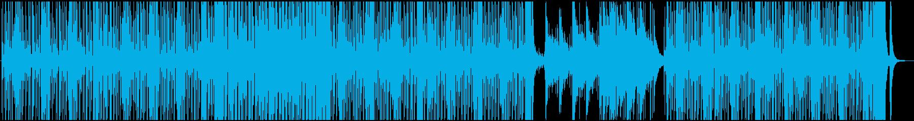 民謡 アクティブ 明るい 広い 壮...の再生済みの波形