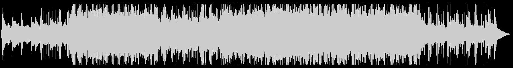 オープニング向き弦楽シューゲイザーポップの未再生の波形