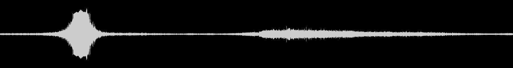 ジェットパスランブルテールの未再生の波形