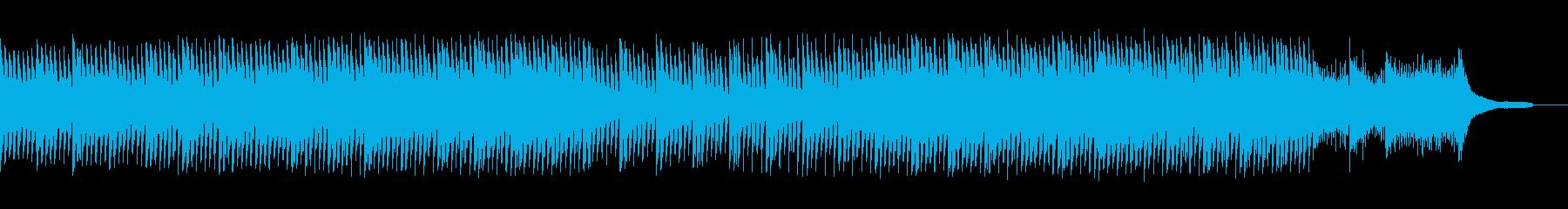 企業VP会社紹介透明感爽やか疾走感A13の再生済みの波形