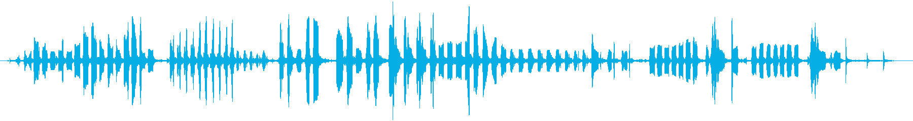 1880スリーバードケージボイスボ...の再生済みの波形