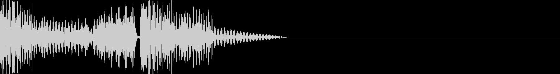 Dub DrumBass 05-03bの未再生の波形