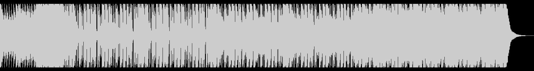 アラビア語のtrap(90秒)の未再生の波形