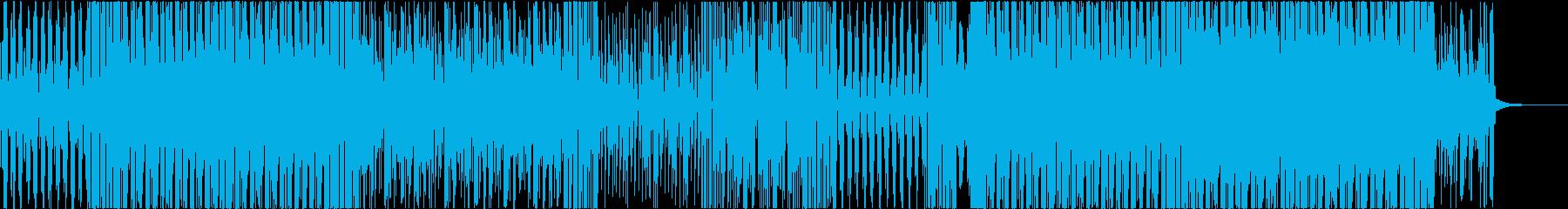 EDM コミカル 楽しい バラエティの再生済みの波形
