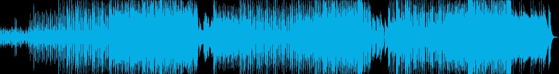 ドキュメンタリーの再生済みの波形