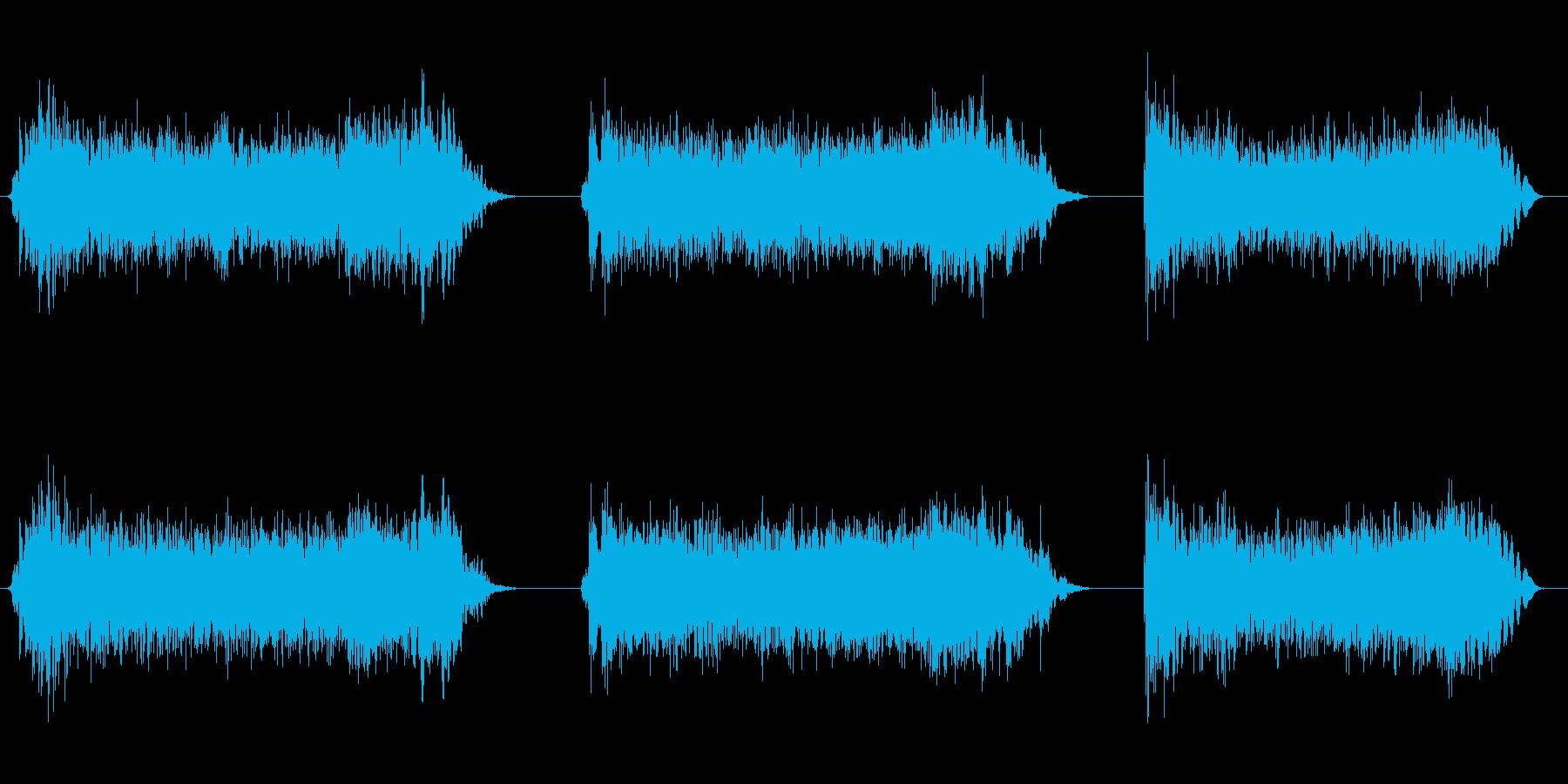 フィクション 電力装置 03をオフにするの再生済みの波形