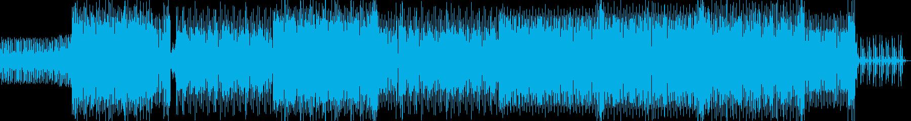 わずかに調和のとれた緊張は、サスペ...の再生済みの波形