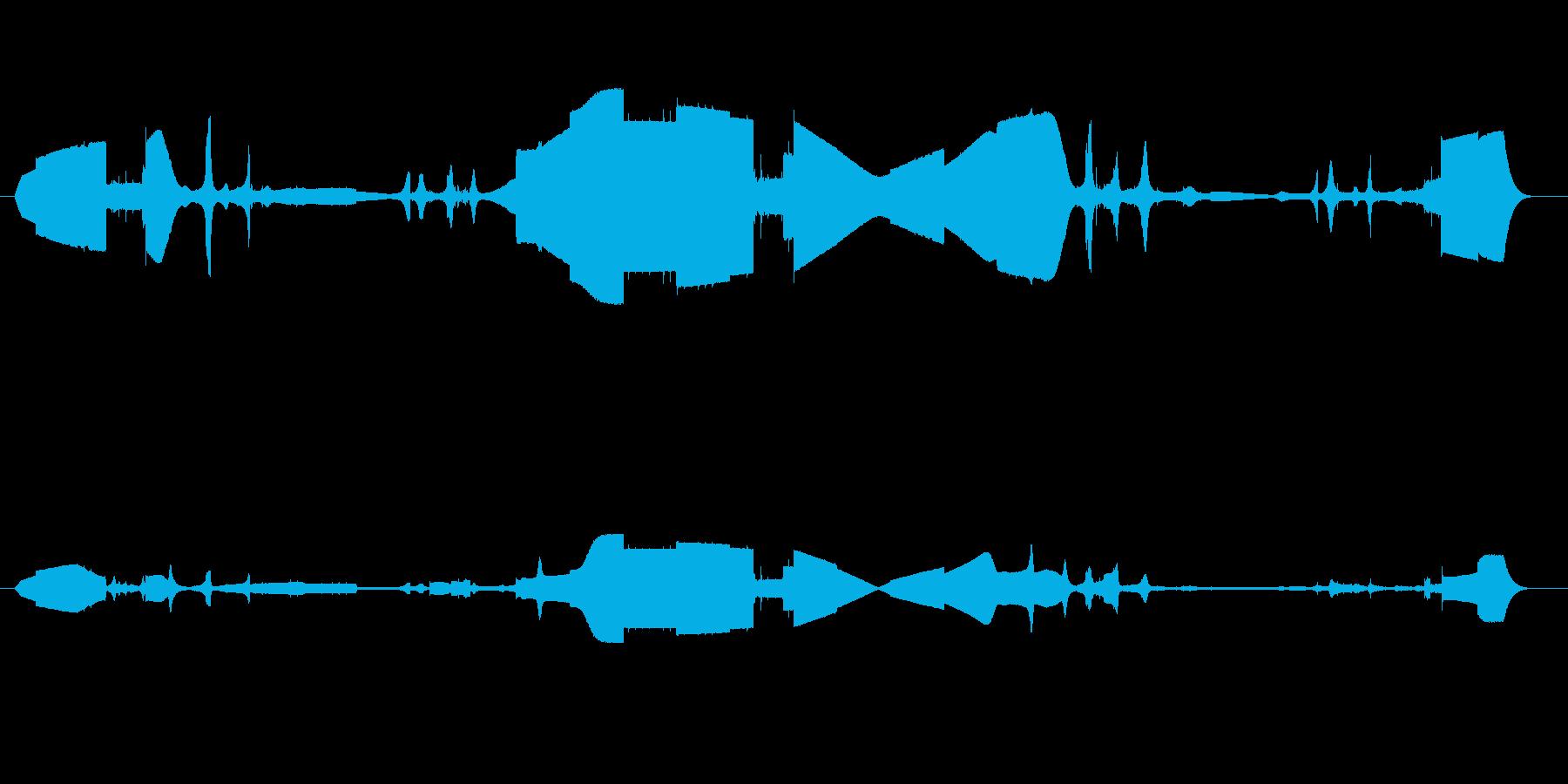 機械 ランダム計算03の再生済みの波形