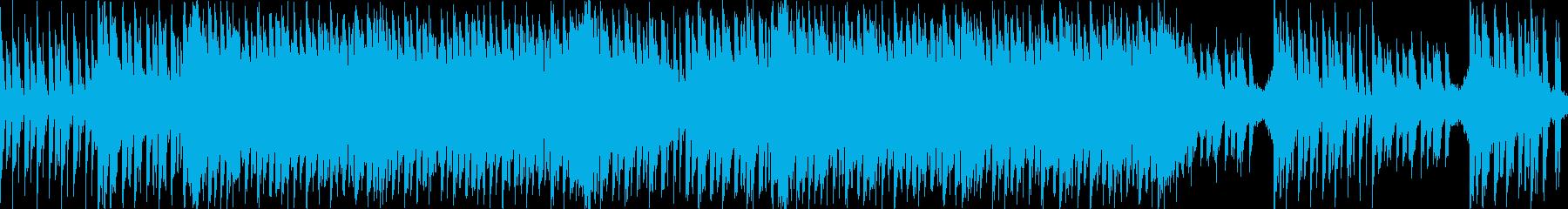 【ループ仕様】ダンス系EDMの再生済みの波形