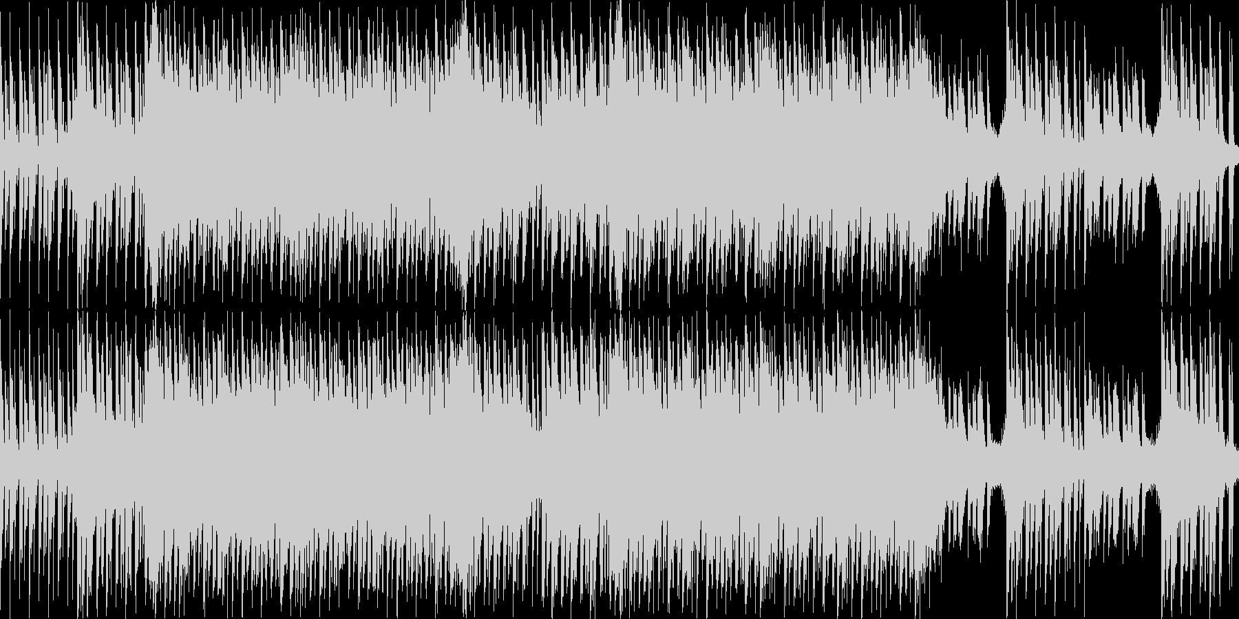 【ループ仕様】ダンス系EDMの未再生の波形