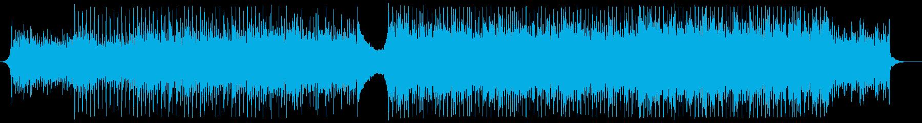アコギが耳に残るPOPS、企業系CMなどの再生済みの波形