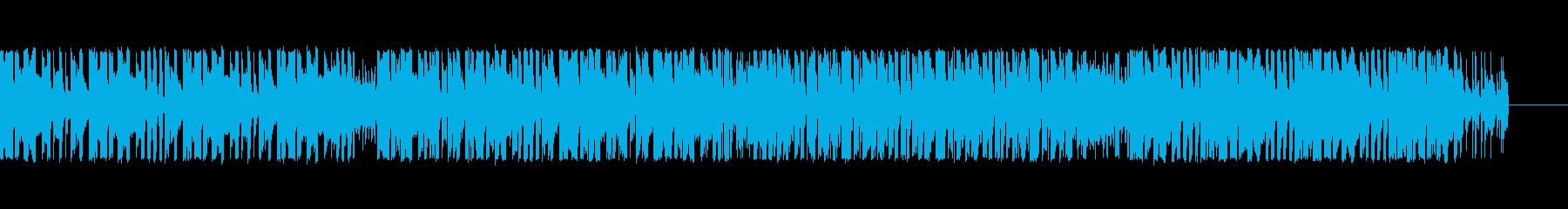 ダブステップ 積極的 焦り ワイル...の再生済みの波形