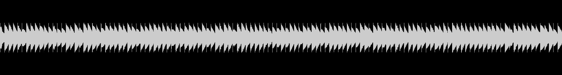 「ピコピコ」故障してバグった機械の音の未再生の波形