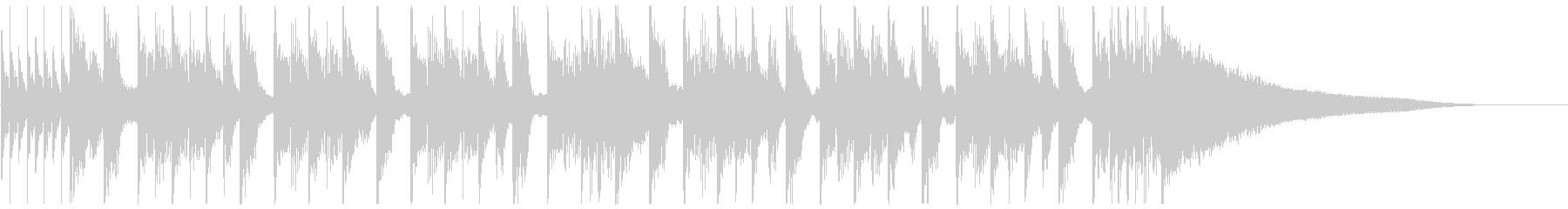 モータウン系のキュートな楽曲でゲスト登場の未再生の波形