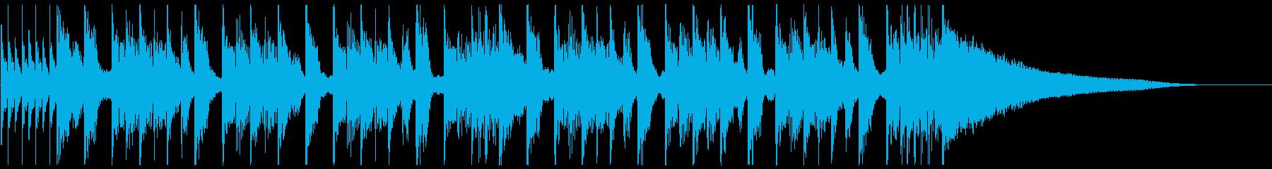 モータウン系のキュートな楽曲でゲスト登場の再生済みの波形