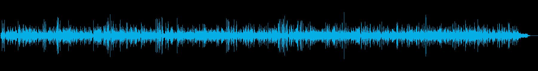高級店で流れてそうなジャズピアノBGMの再生済みの波形