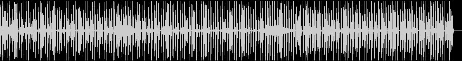 【エレクトロニカ】テクノ、ロング5の未再生の波形