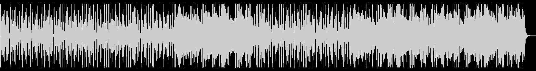 浮遊感が溢れるBGM_No580_1の未再生の波形
