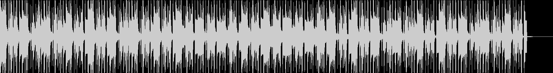 南国、トロピカル、レゲエな曲の未再生の波形