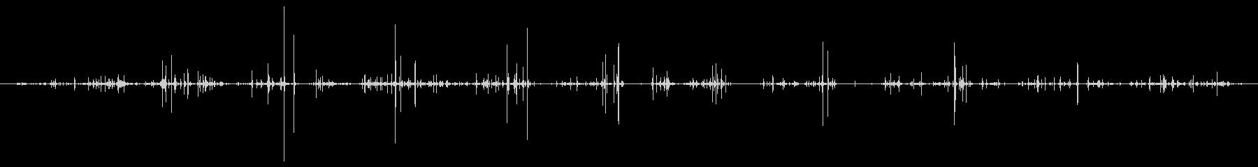 木 竹クラックシーケンス02の未再生の波形