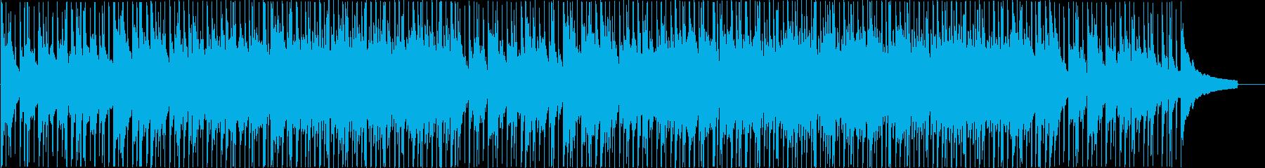 アコースティック系OPドラム即盛り上る版の再生済みの波形