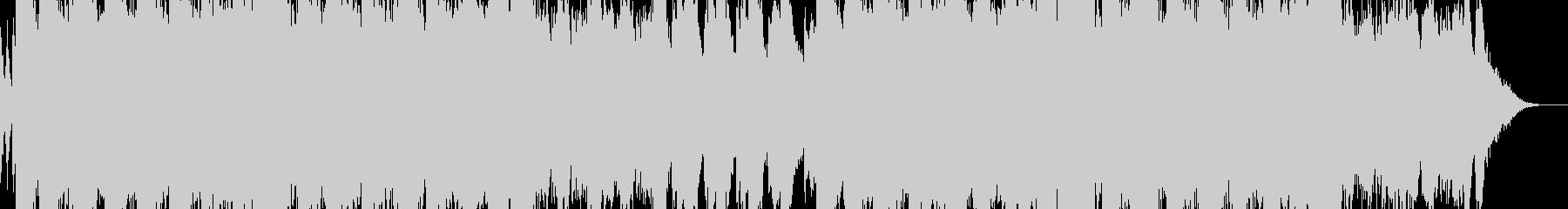 エピック系 オーケストラ クワイヤの未再生の波形