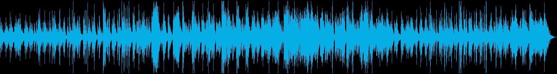 クリスマスキャロルの有名な歌はジャ...の再生済みの波形