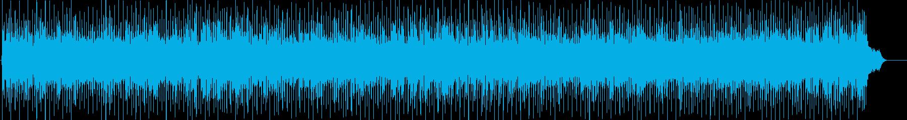 90年代J-POP 風が吹きぬける海岸の再生済みの波形