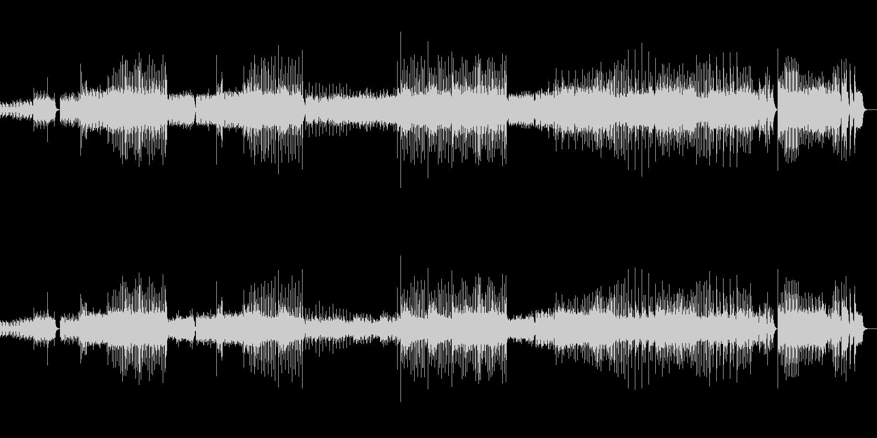 ウィリアムテル序曲(シンセ版)の未再生の波形