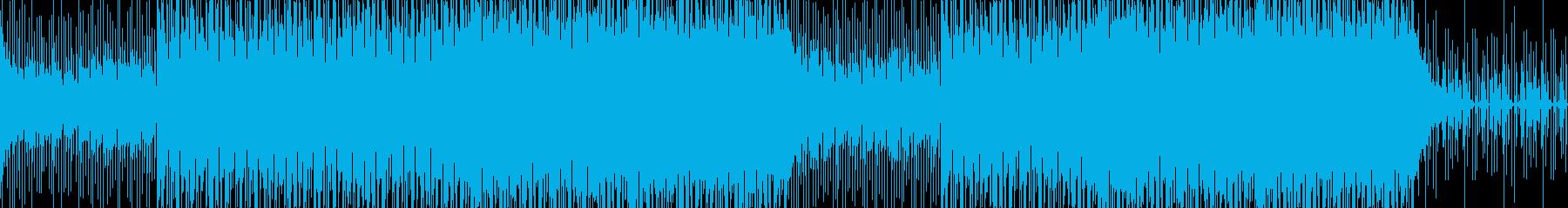 EDMポップで明るいクラブ系-57の再生済みの波形