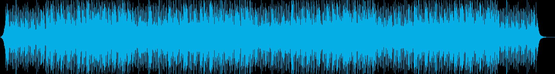 会社紹介、コーポレート、爽やか、シンプルの再生済みの波形