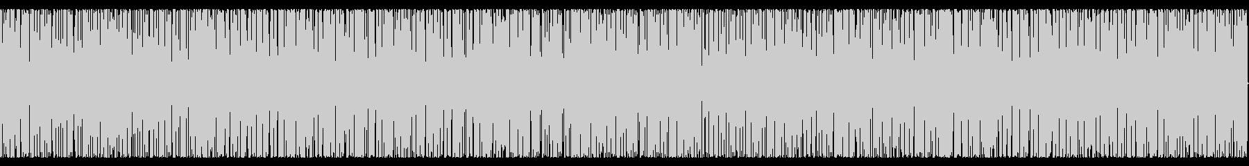 【環境音】焚火01#3 (バイノーラル)の未再生の波形