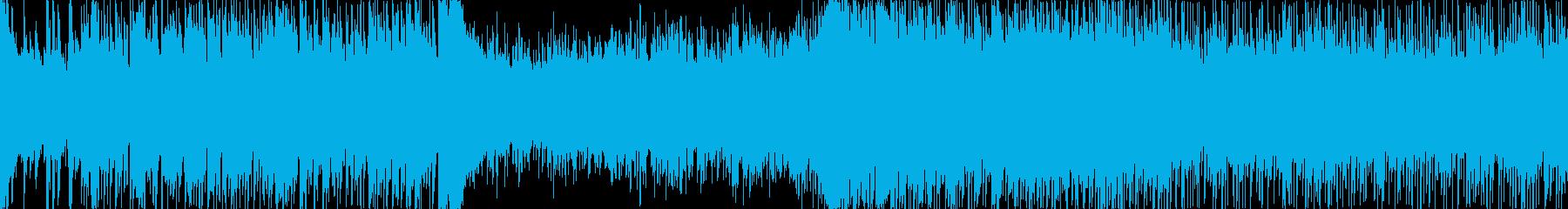 【ループ対応】ボスバトルBGM【アプリ】の再生済みの波形
