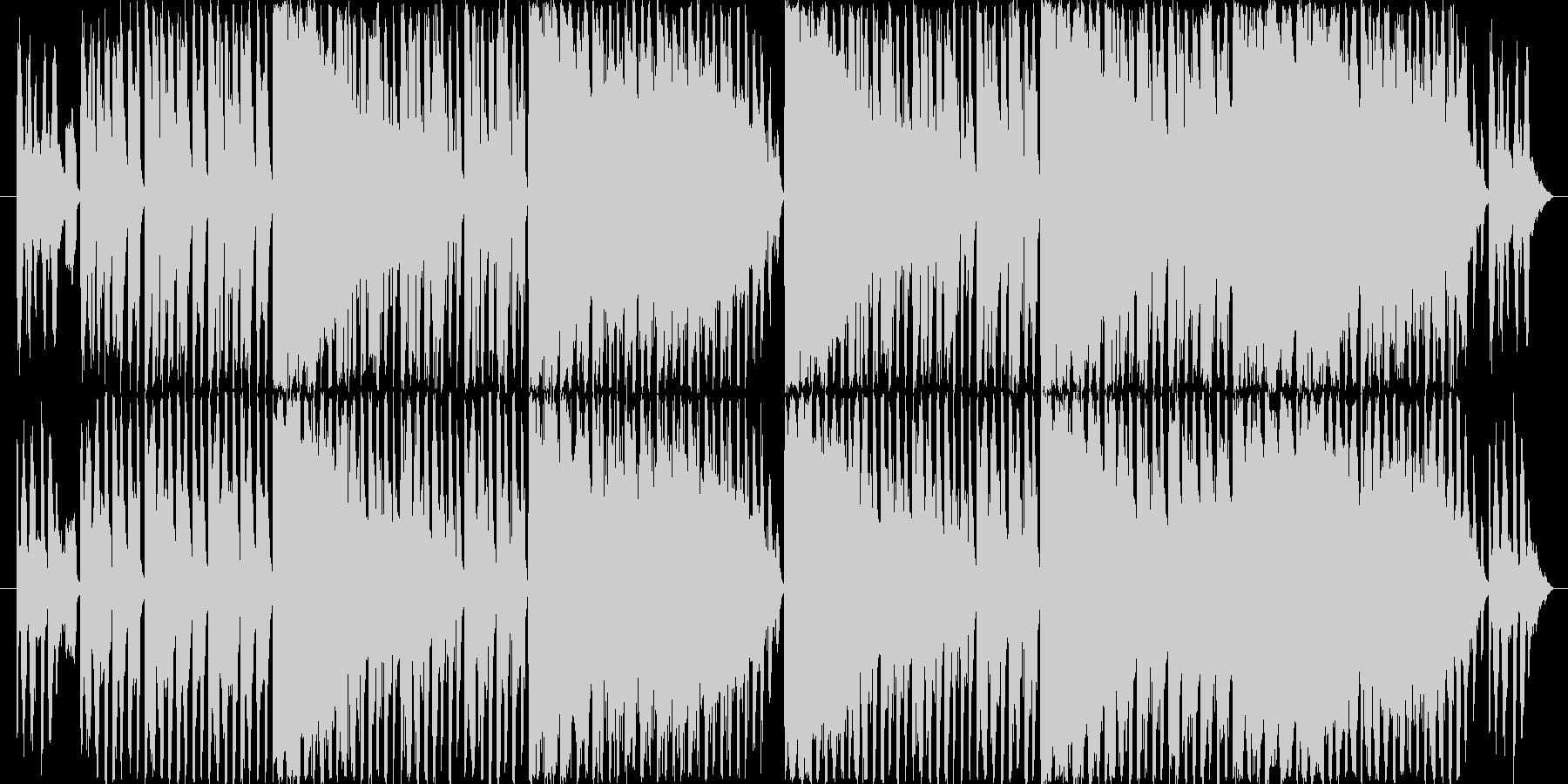 シンプルスタイルテクノです。主にカオシ…の未再生の波形