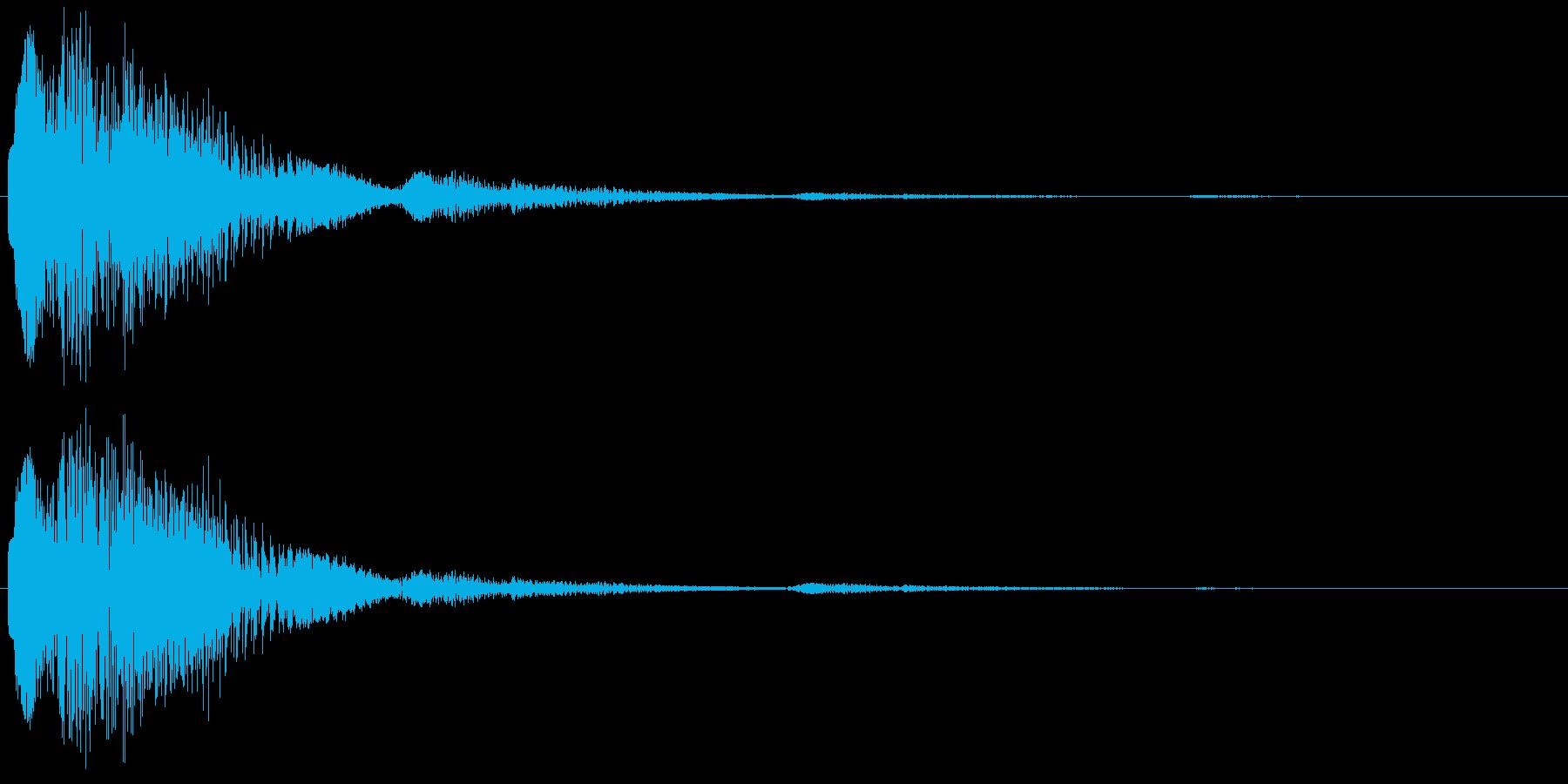 決定・空気感・キャッチー・印象的18の再生済みの波形