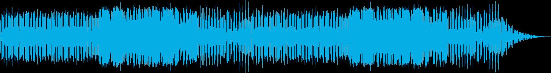 ファミコン和風チップチューン その2の再生済みの波形