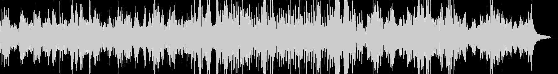 初夏のセンチメンタルなピアノインスト曲の未再生の波形