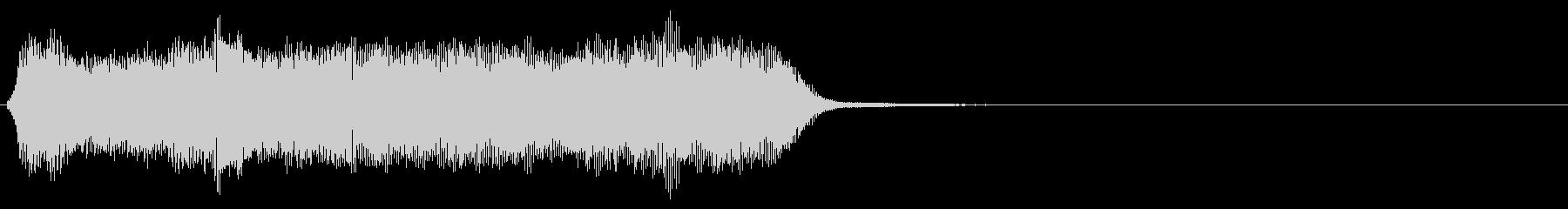 汎用12 アーメン(パイプオルガン)の未再生の波形