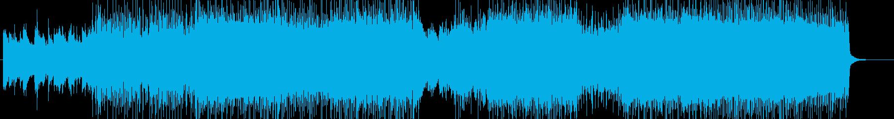 「ハード/ヘヴィ/ロック/」BGM67の再生済みの波形