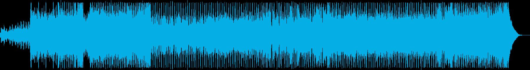 企業VP 突き抜ける爽やかなアコギ生演奏の再生済みの波形