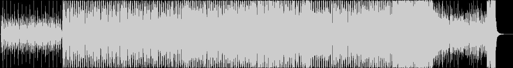 パッヘルベル カノンのダンスアレンジの未再生の波形
