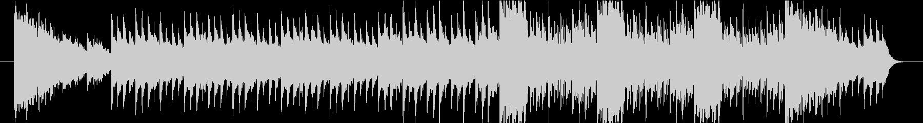 アコギと弦楽器によるシリアスなTUNEの未再生の波形