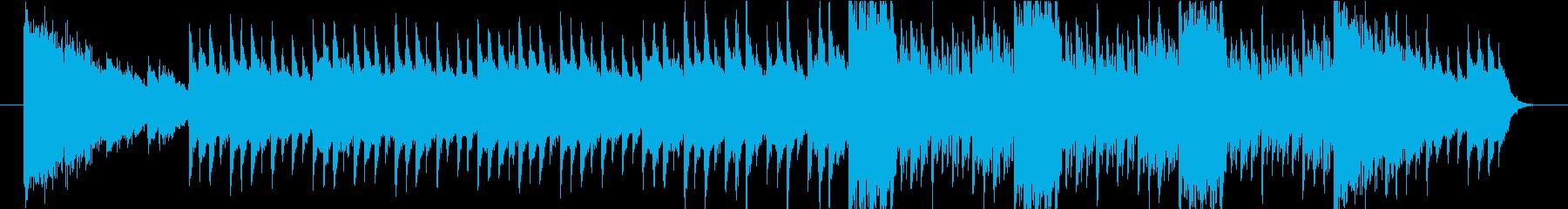 アコギと弦楽器によるシリアスなTUNEの再生済みの波形